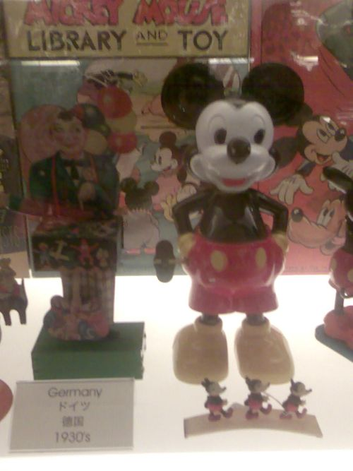 Mickey (German Design)