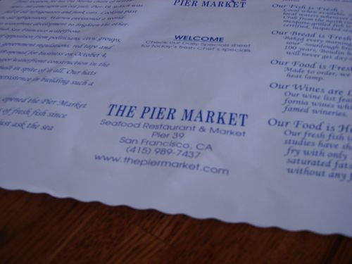 The Pier Market - Address