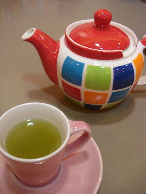 Dainty tea set
