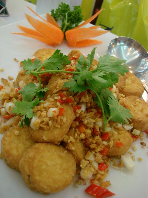 Fried Toufu