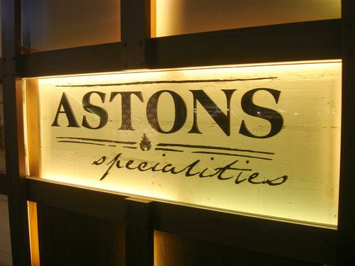 Astons @ The Cathay