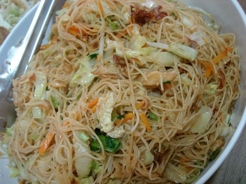 Fried Bee Hoon