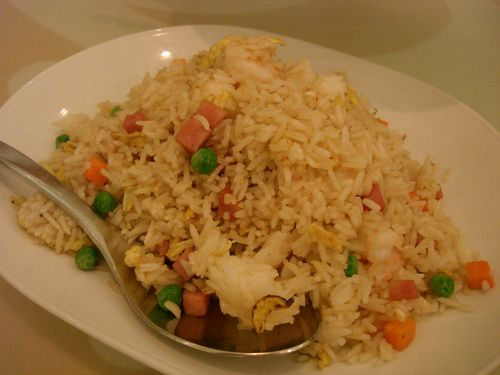 Salty Fried Rice